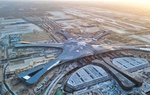 北京新机场建设取得阶段性成果 明年10月试运行