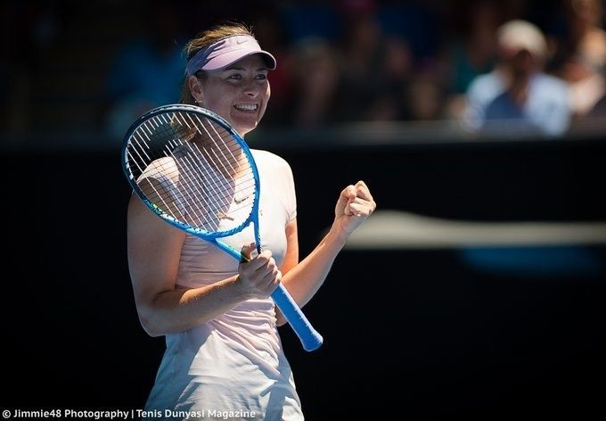 莎娃挺进澳网32强