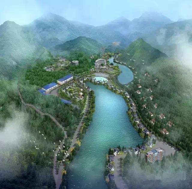 鹤山:新评定的5A级旅游景区 可一次性获奖500万元