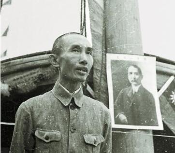 """毛泽东说不能忘的这个人 曾指挥""""中国版敦刻尔克"""""""