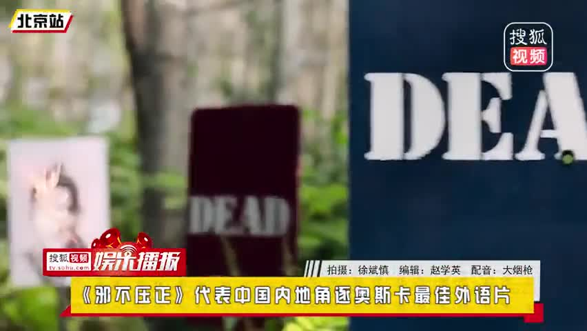 《邪不压正》代表中国内地角逐奥斯卡最佳外语片