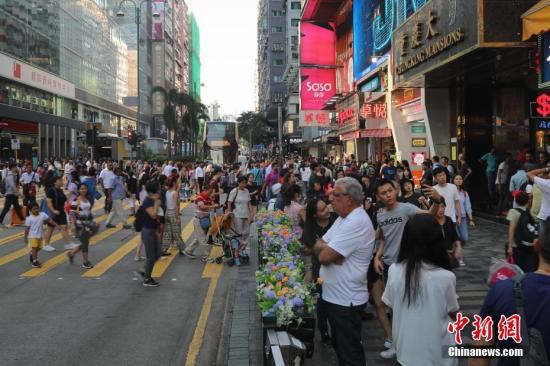 香港时隔5年重获中国城市综合竞争力排行榜榜首