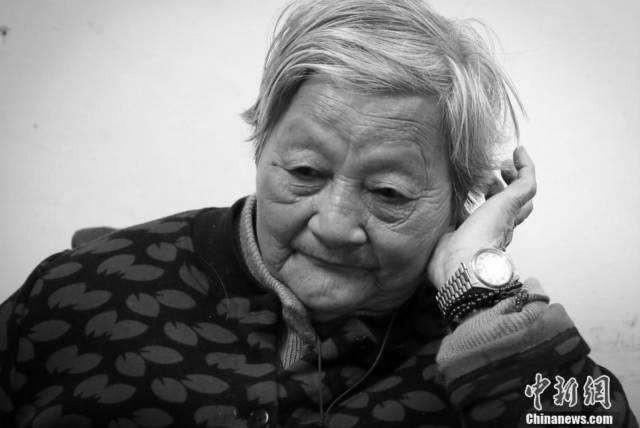 南京大屠杀幸存者沈淑静离世 为避日军曾扮成男孩