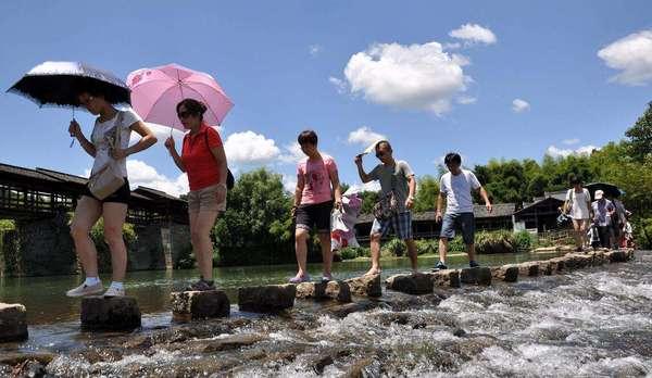 十三部门联合发布行动方案 乡村旅游打出提质升级组合拳