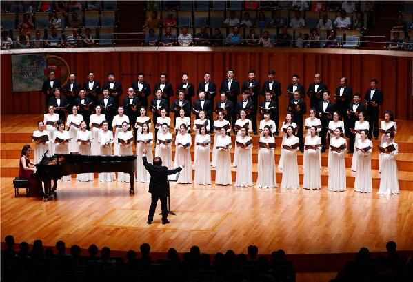 《黄河大合唱》原唱——中国交响乐团合唱团明晚江门演出,曲目清单曝光!