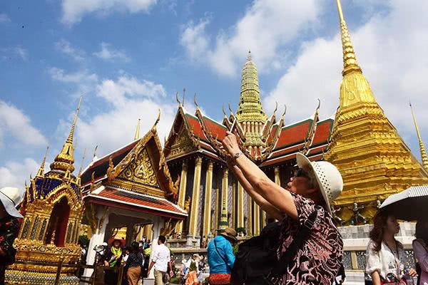 黄金周赴泰中国游客锐减36% 或免签