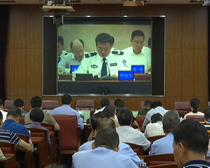 省政府要求:坚决打赢道路交通和消防安全重大专项安保硬仗