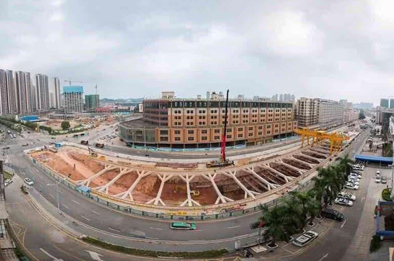 14线齐发!深圳地铁建设今年总投资超240亿元