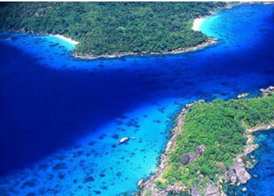 泰国斯米兰群岛禁止游客留宿 玛雅湾关闭恢复生态