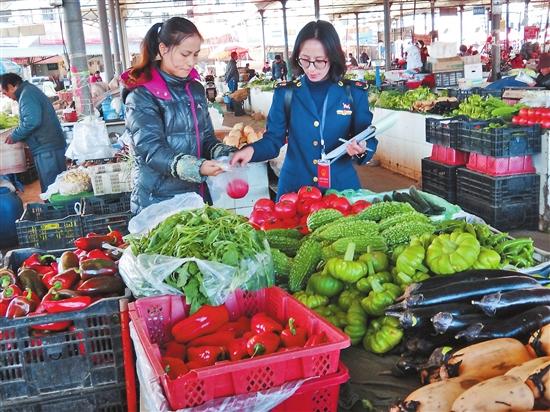 市场监管总局抽检发现22批次食品不合格