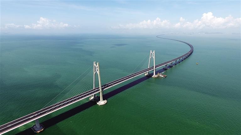 抗干扰、抗台风、全覆盖:港珠澳大桥通信网络具备5G升级潜力
