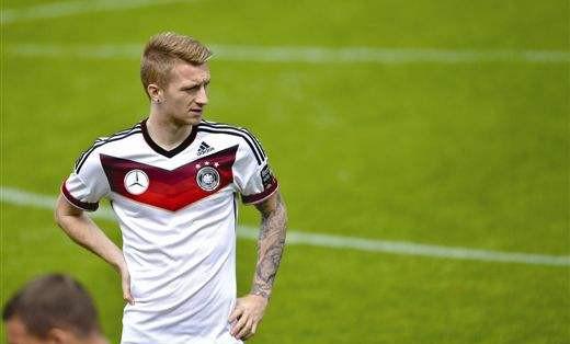 德国队大名单出炉:罗伊斯回归 博阿滕落选