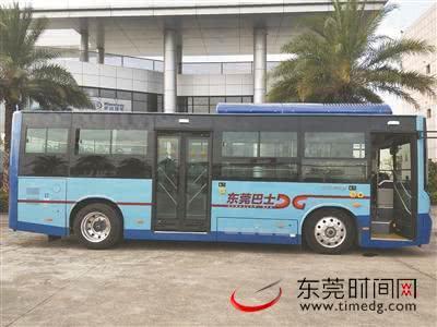 """东莞新公交将加装司机""""一键报警""""人性化装置"""