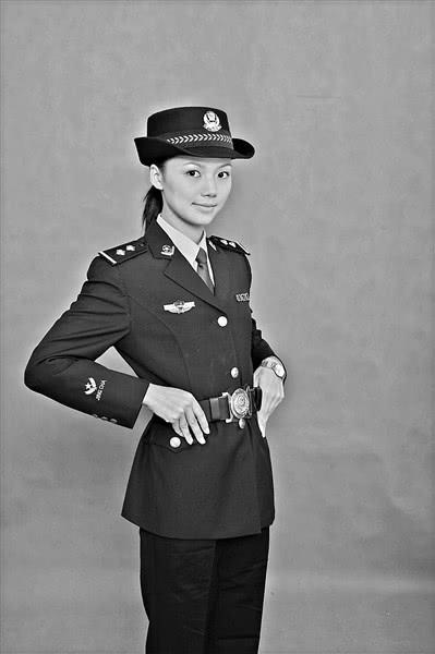从化37岁女民警陈洁在执行公务时遭遇车祸因公牺牲