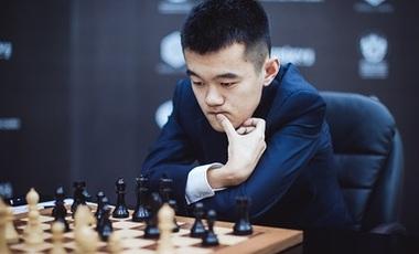 丁立人打破國際象棋慢棋連續不敗世界紀錄