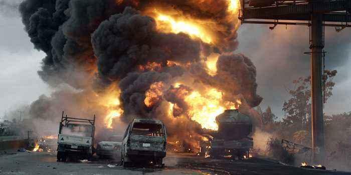 中山古镇爆燃案致3死2伤 系私自处理废弃油罐引发