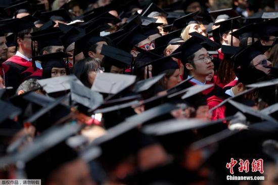 哈佛提前录取亚裔比例继续提高,此前被指歧视亚裔