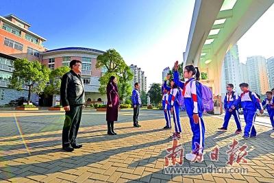 江门蓬江率先启动义务教育集团化办学改革