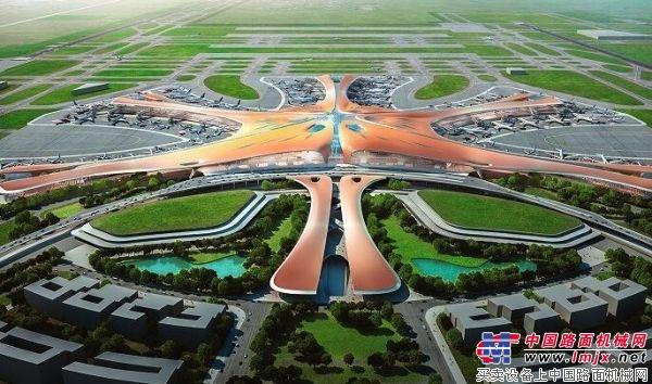 北京轨道交通新机场线全线车站封顶 2019年试运营