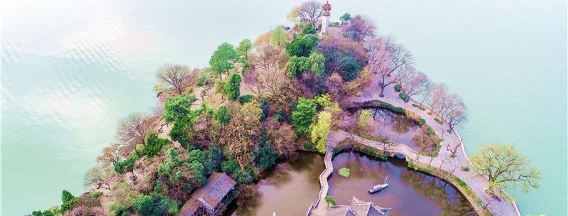 无锡鼋头渚:独占太湖最美一角 遍览江南如画风光