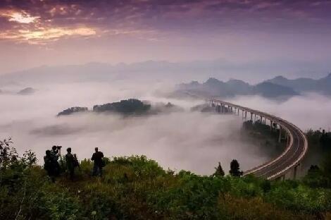 重庆最上镜的6个地方 你都来过吗