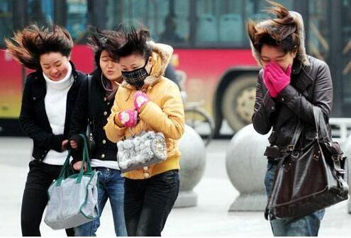 冷空气又来 粤北山区明有低温霜冻