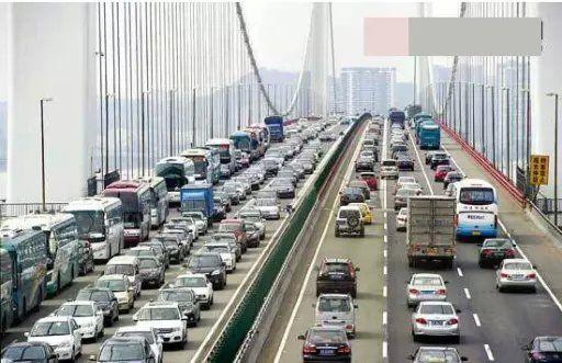 虎门大桥怎么避堵?官方版攻略来了