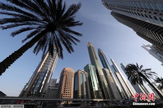 世界最高酒店在迪拜开业:高356米