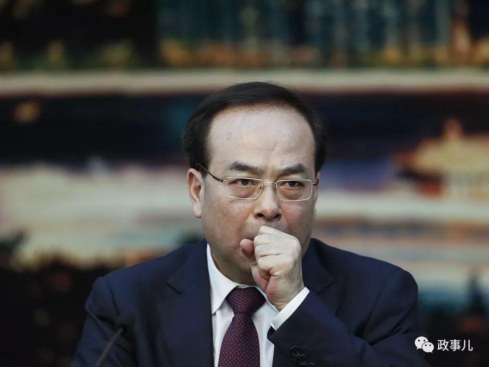 检察机关对孙政才涉嫌受贿案公诉