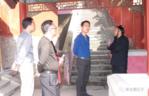 新会区委副书记罗时勇率队到宗教活动场所开展安全生产检查