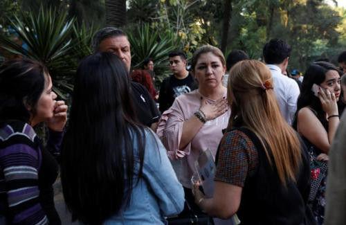 墨西哥南部发生7级以上强震 未发布海啸预警