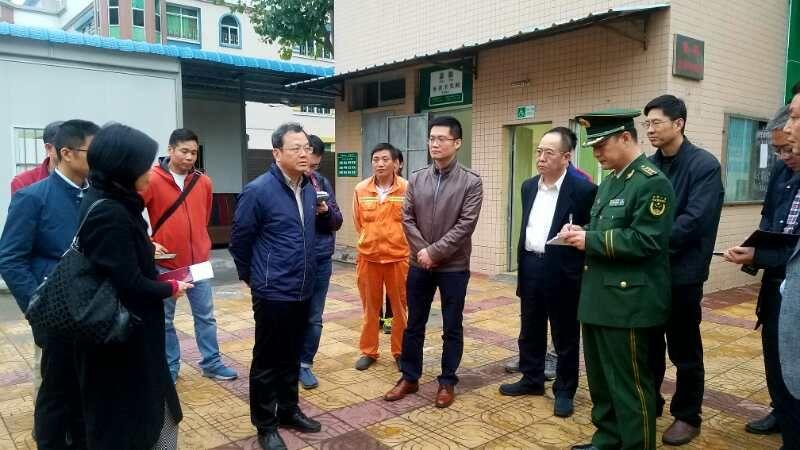 刘毅检查春节消防安全 要求确保安全生产各项制度措施落实到位