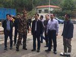 新会区长梁明建带队检查消防重点单位和人员密集场所