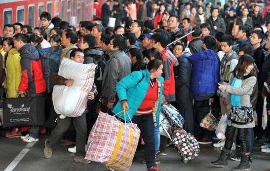 长三角铁路今迎返程高峰 预计发送旅客194万人