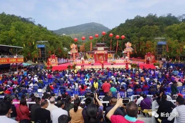 春节长假 新会区接待游客109.8万人次
