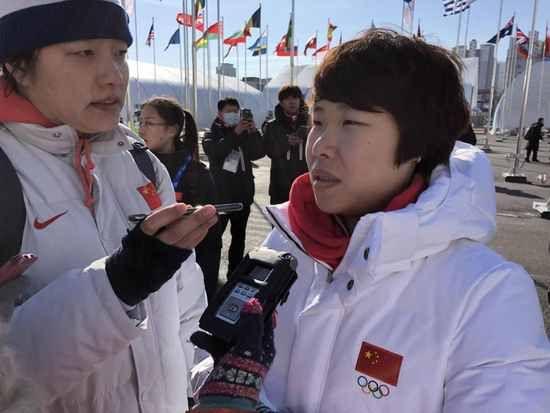 平昌冬奥会中国代表团旗手确定 老将周洋获此殊荣