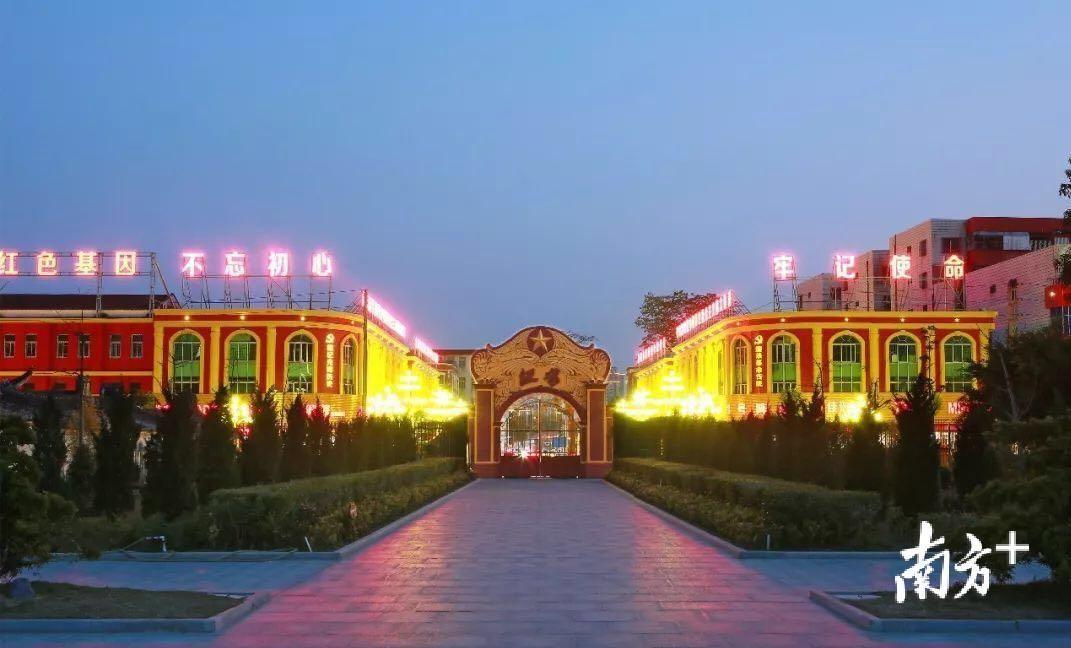 海丰红宫红场旧址·彭湃烈士故居晋身国家4a级旅游景区
