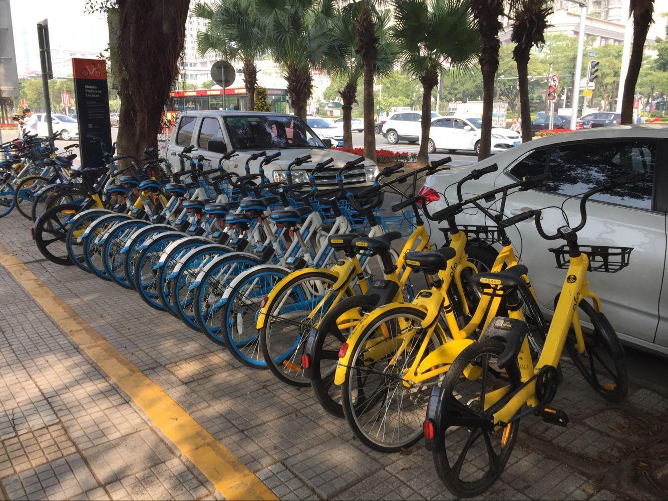 摩拜和ofo取消月卡优惠 共享单车免费时代结
