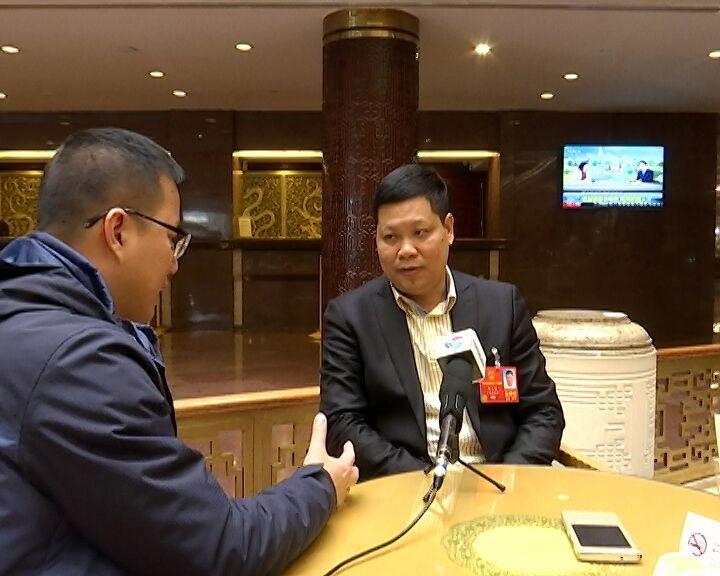 全国人大代表冯玉宝建议:将中开高速纳入国家高速公路网