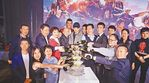 《红海行动》票房已破34亿 登内地春节史上总冠军