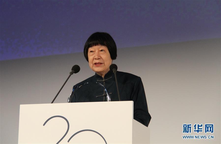 张弥曼获颁世界杰出女科学家奖