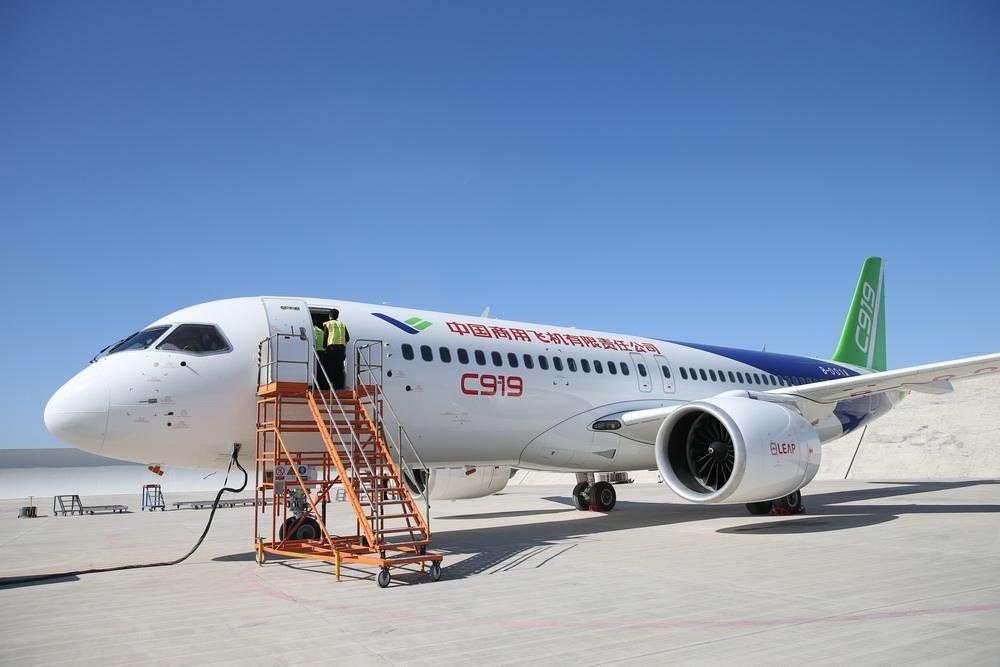 """国产大飞机C919已获815架订单 """"929""""正在路上"""