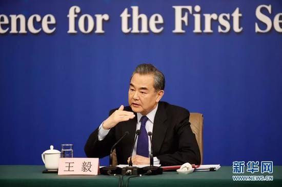 中国威胁论可以休矣 王毅这10个回应霸气