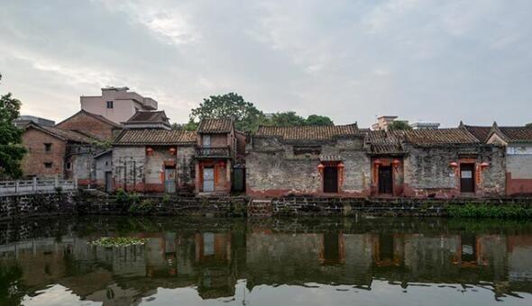 800年历史的古村落 藏在东莞的小村里