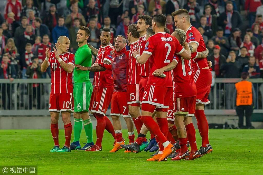 欧冠-门框救主 拜仁0-0塞维利亚总比分2-1晋级