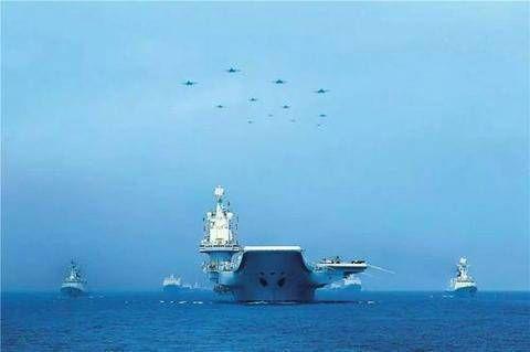 解放军今日在台海演习,传递出什么重要信号?
