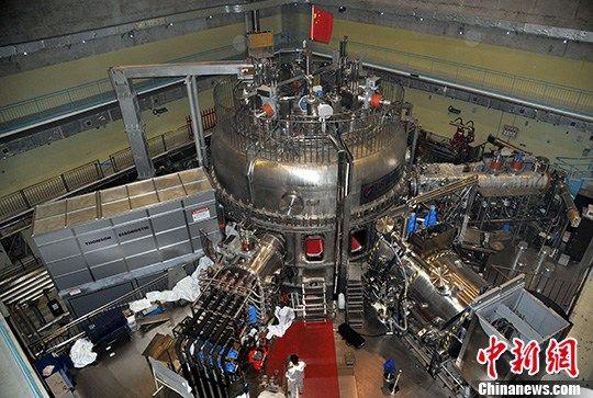 中国一黑科技领先全球 将得到无限能源
