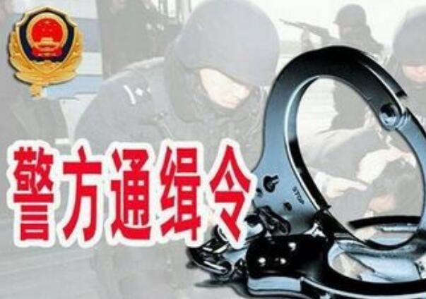 公安部A级通缉令:通缉十名重大盗抢骗犯罪在逃者