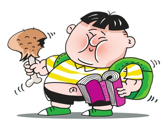 饮食肉多奶少,久坐缺乏运动,广东青少年超重肥胖率逾一成