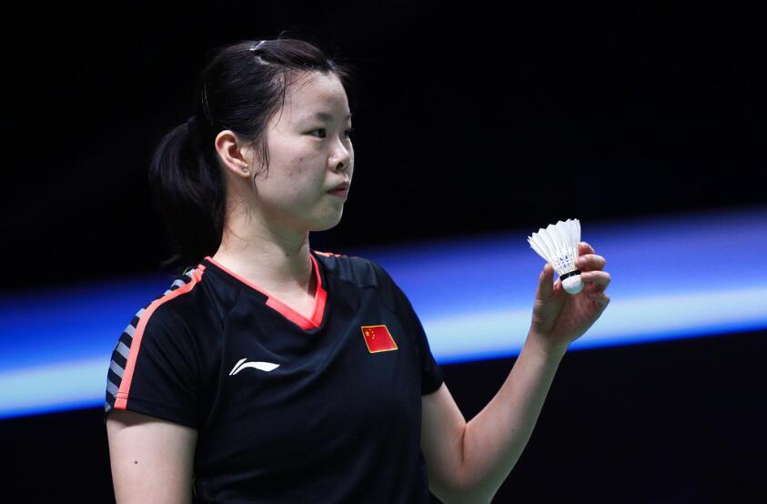 尤杯中国3-2印尼小组第一出线 李雪芮丢分状态忧